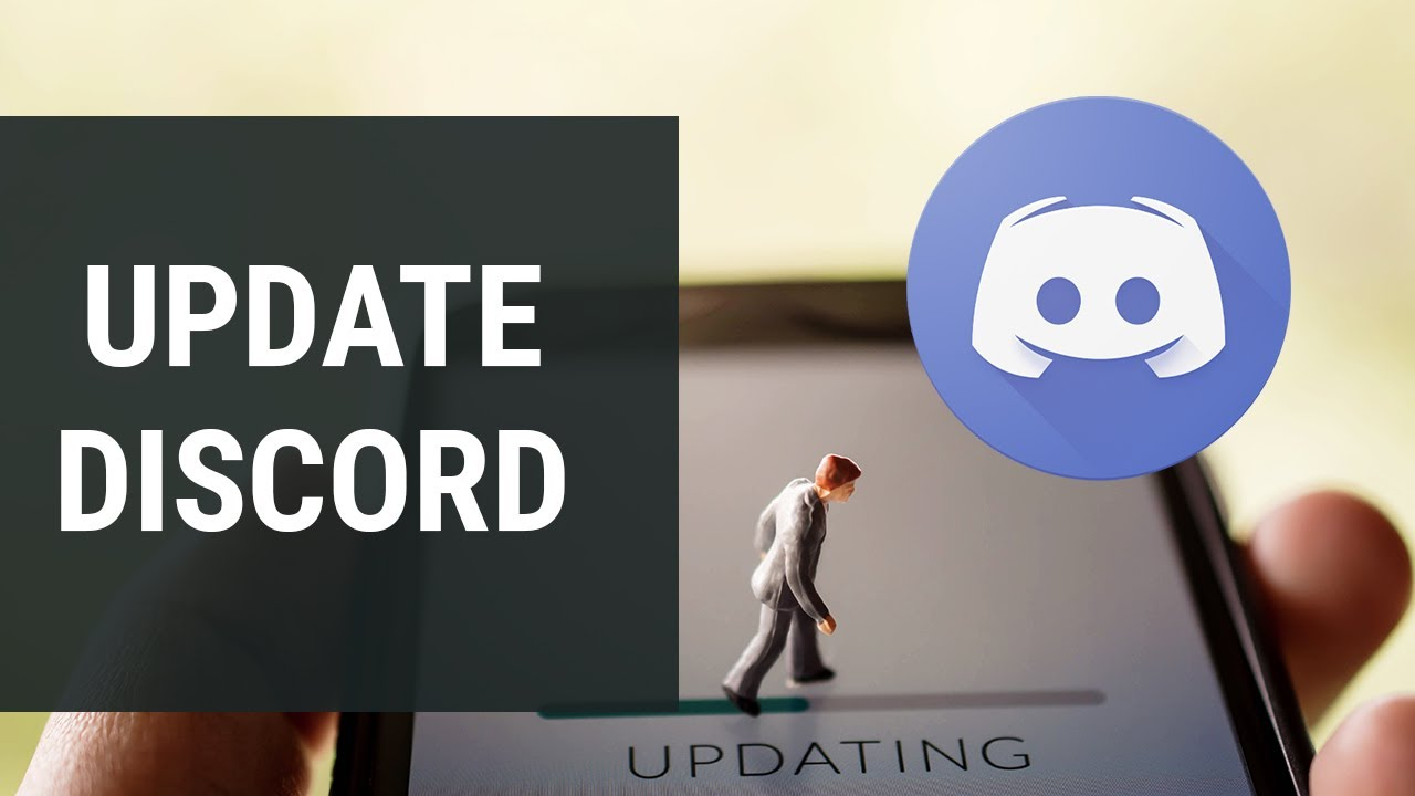 How To Update Discord Tutorial